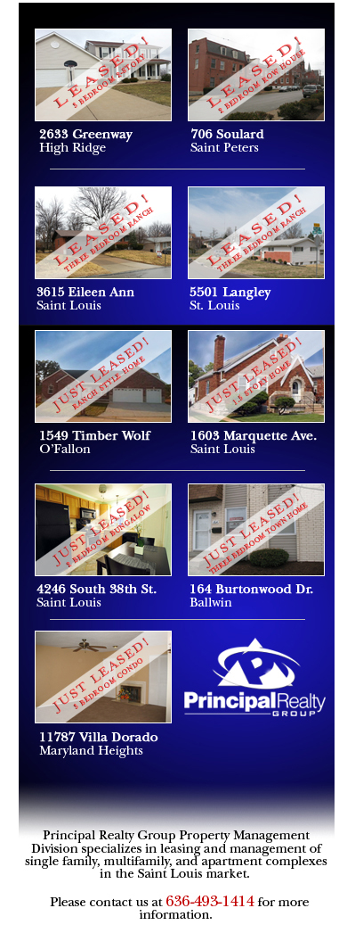 Recent Leases 25