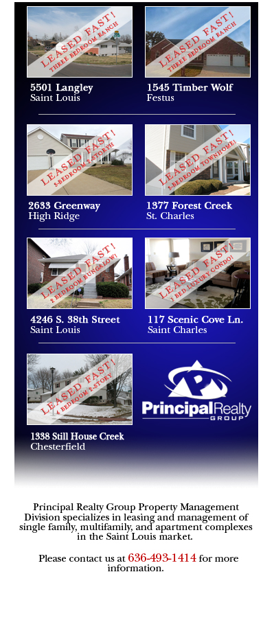 Recent Leases 26
